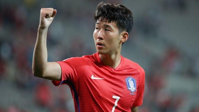 孙兴慜:亚运目标是金牌, 对任何对手都不能掉以轻心