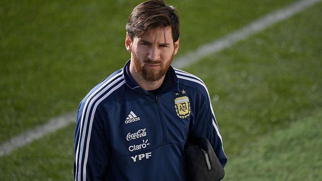梅西谈世界杯前景
