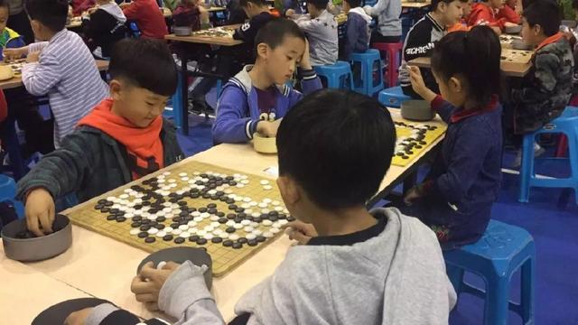 3396人参赛7人升为5段 山西业余围棋好红火
