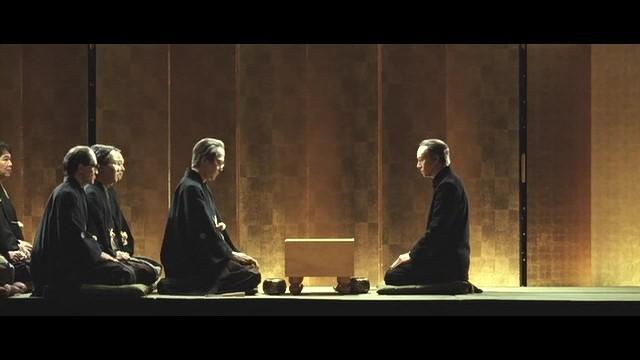 电影《吴清源》中的一幕 隐喻着棋道的传承