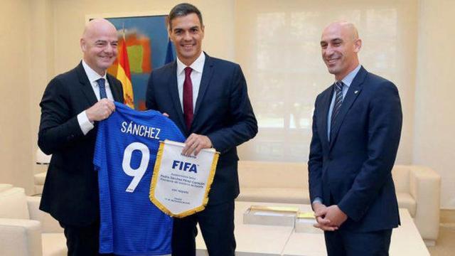 西班牙有意申办2030年世界杯和2028年欧洲杯