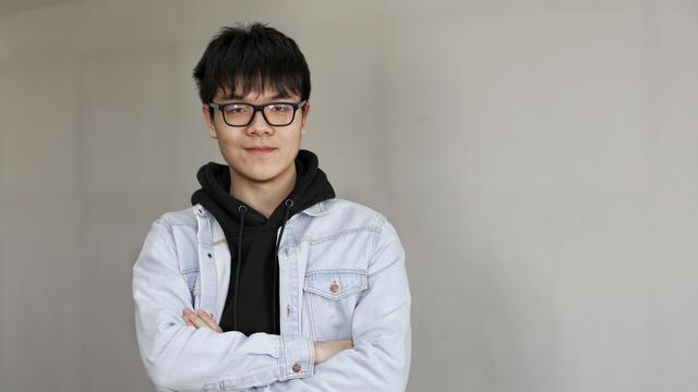 """中国围棋领军人物柯洁:棋手也可以很有性格。新京报""""我们视频""""出品"""