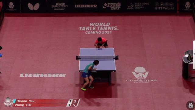 综合体育 乒乓球 2019年国际乒联巡回赛 正文    北京时间10月10日
