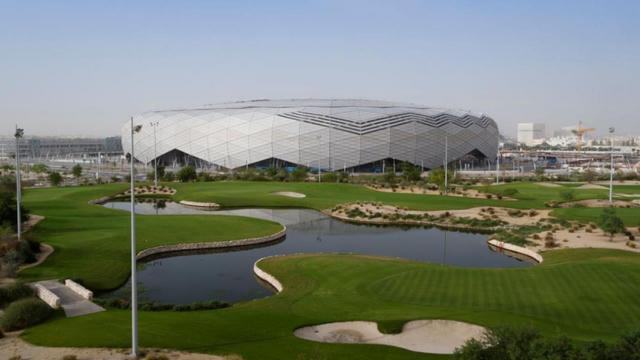 撒花!2022卡塔尔世界杯第三座比赛场馆正式建成
