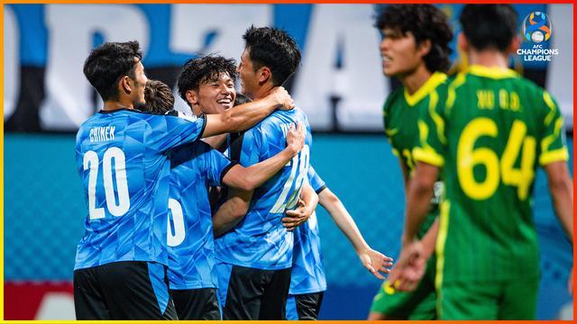 國安0-7創2大隊史恥辱紀錄 日本冠軍最后30分鐘放水