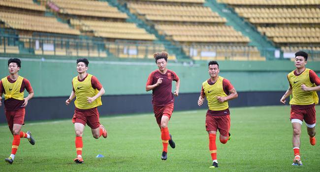 亚足联确认国足第一档球队 40强赛抽签7月17日举行