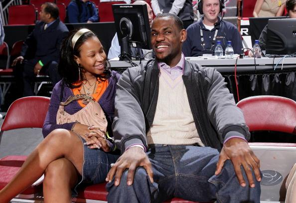 NBA模範夫妻