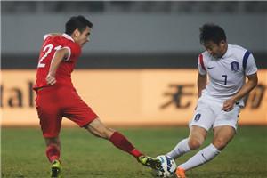 热身-糜昊伦折线破门 国奥1-1韩国夺四国赛亚军