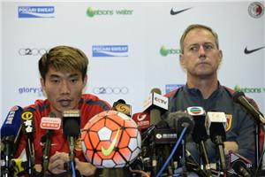 佩兰:战香港目的全取3分 归化球员晋升敌手气力