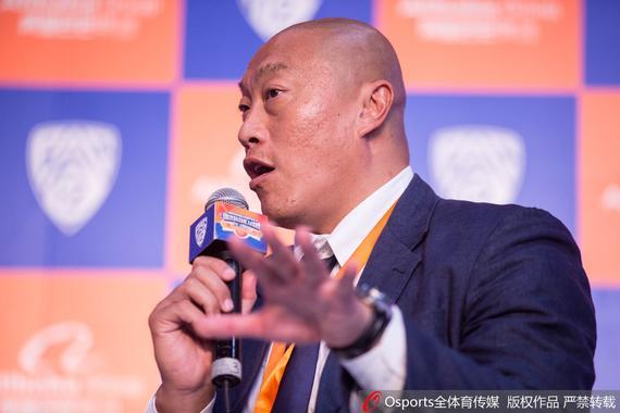 NCAA给中国高校体育启示 马健:要接受好的制度