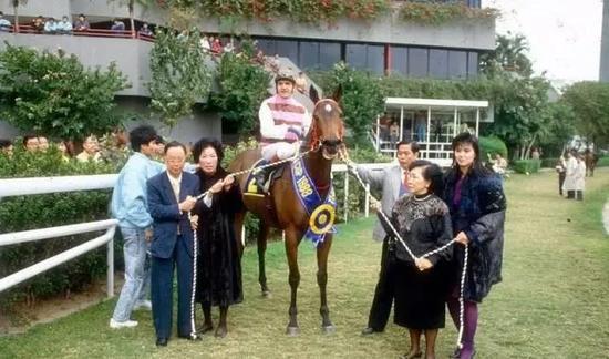 瘦西湖悦园,岁月流沙方显王者风范 走近香港马王的传奇故事