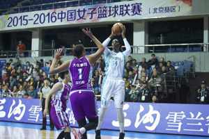 WCBA第15轮-北京4分憾负上海 山东胜河南