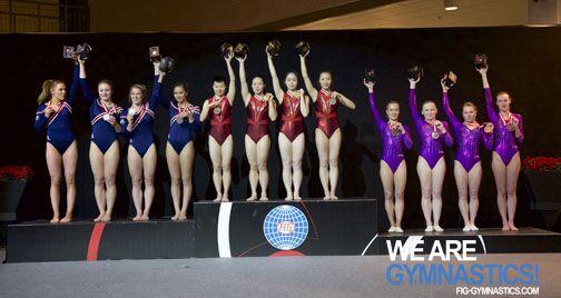 女子单跳团体中国夺冠