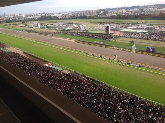 东京跑马场