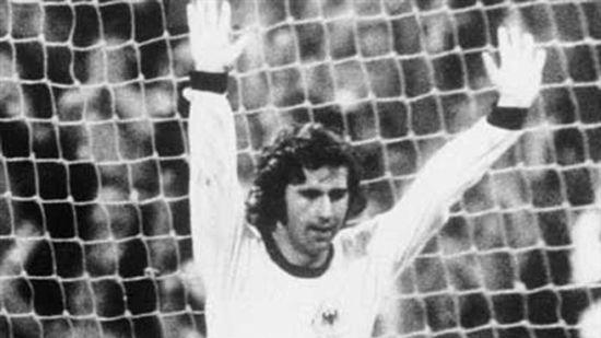 欧洲杯历史名将对话:穆勒忆德国巨星和谐共处