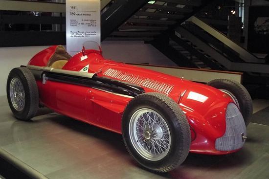 1951年阿尔法-罗密欧159赛车