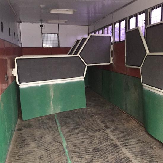 运马车内部构造(图片来源:李兴尧)
