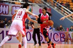 WCBA第23轮-北京逆转胜新疆  河南大胜黑龙江