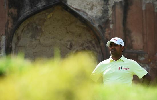 德里高尔夫俱乐部的9号洞