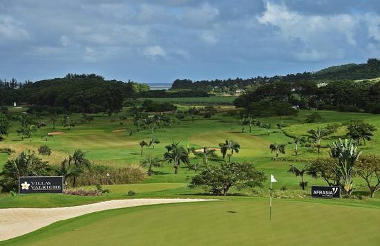传承高尔夫俱乐部(Heritage Golf Club)的17号洞