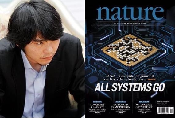 李世石与AlphaGo论文