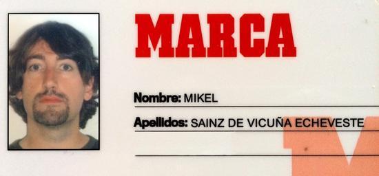 西班牙《马卡报》特约记者Mikel