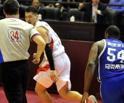 张健:篮协对吴轲处罚过于严厉