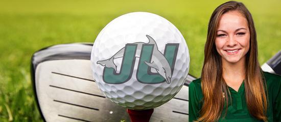 伍尔芙但是杰克森维尔大学男子高尔夫球队的招牌球员