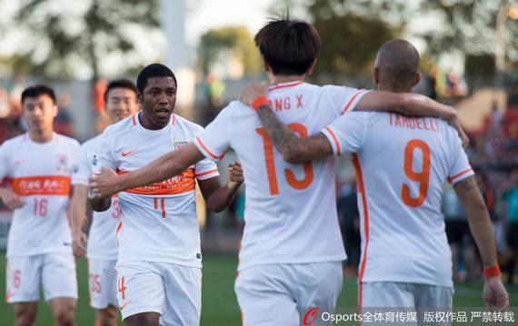 鲁能巴西化2.0时代启动 探寻中国足球道路