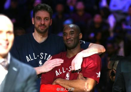 科比家嫂!NBA最浓CP情 这些镜头打动你了吗?