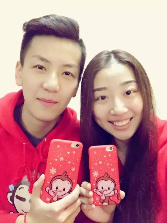 姚迪和张晓雅
