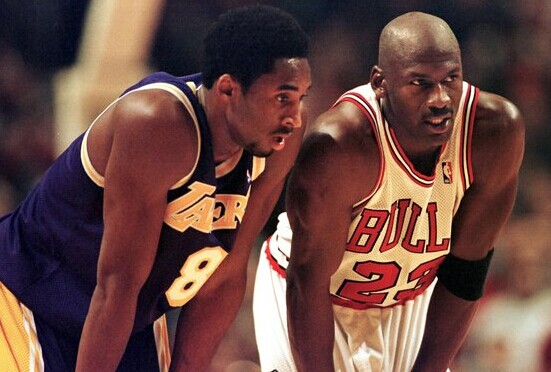 乔丹:科比是篮球重要部分 配得上全明星致敬