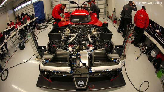 日产GT-R LMP1没有做好参战勒芒的准备,事实上,赛车的设计需要推倒重来