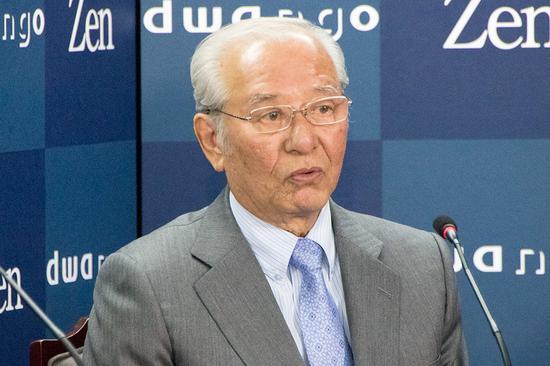 日本DWANGO董事长川上量生