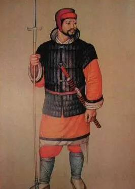 帅炸!v造型古代造型骑兵哪一款是你的心头好?皮划艇刘少龙图片