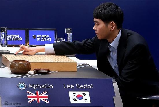 AlphaGo视角人机大战详解公布 人类究竟输在哪