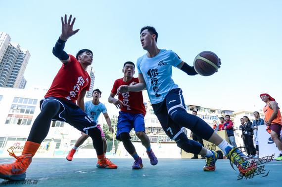 华大体育学院院长寄语新浪3x3:办的红红火火