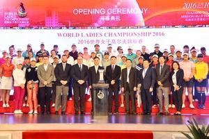 中欧韩球星闪烁观澜湖 林希妤战世锦赛为奥运预热
