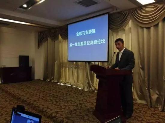 张秭涵 《全球马产业格局及中国马业企业远景规划》