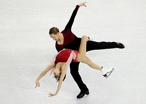 花滑世锦赛法国冰舞组合破纪录夺冠 美国包揽银铜