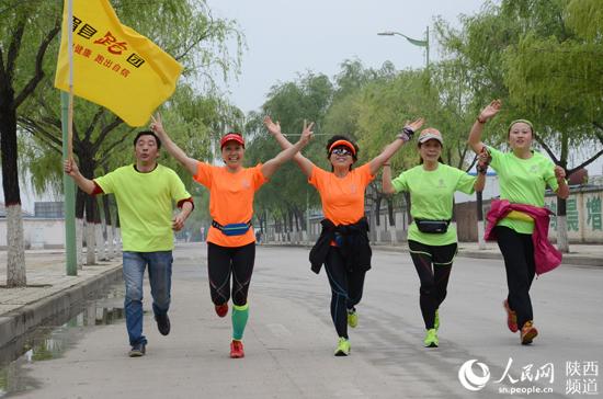 2016杨凌国际马拉松赛将于4月10日开赛 超万名选手报名