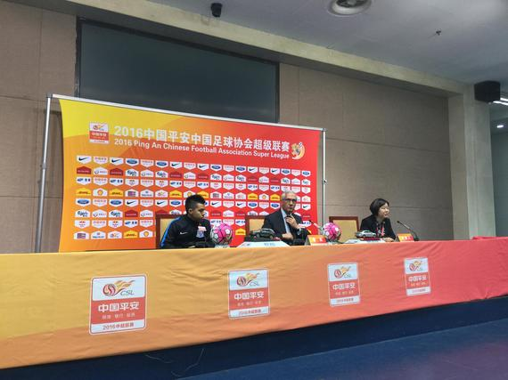 曼萨诺称苏宁能拿今年亚冠资格 申花有两个问题