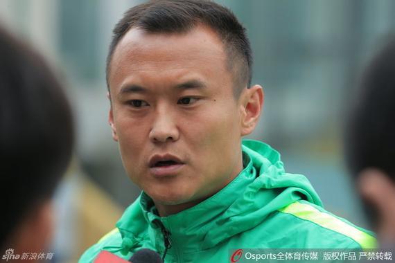 新浪vs徐云龙:珍惜与小肇球场交锋 用行动说话