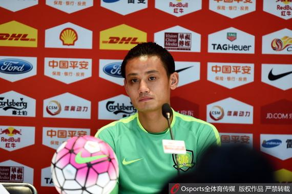 宋博轩:相信主教练一定能赢球 哪个队都不好打