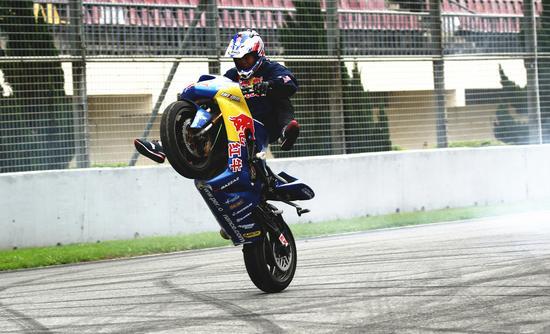 摩托车绝技