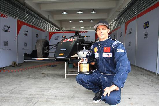 PS Racing车队艾宸骏