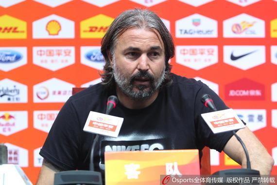 亚森:佩帅是中超最好教练之一 本场我们付出很多