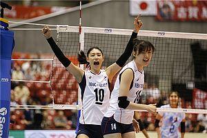 韩国女排2-3负仍确定里约门票 泰国保存奥运指望