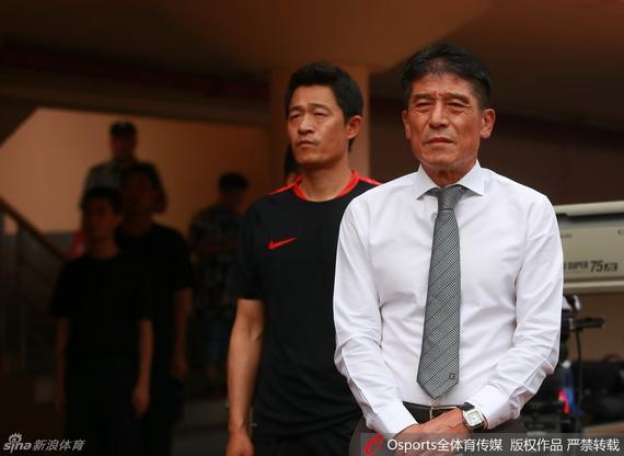李章洙:盼亚泰尽快摆脱倒数第一 代表全队谢球迷