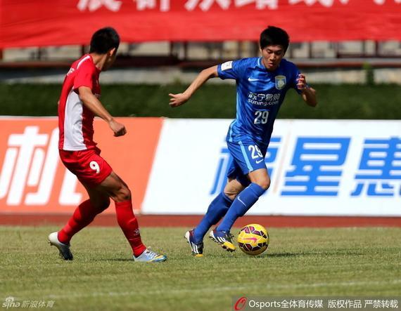杨家威:顾超和谢鹏飞有分享绿城打法 很重视对手